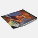 Bolso de lazo de la puesta del sol de la sirena mochilas