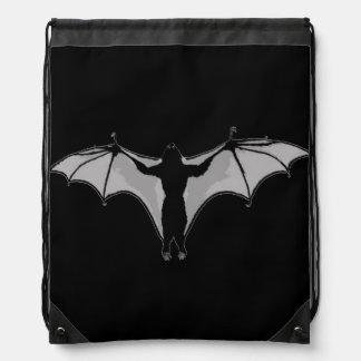 Bolso de lazo de Van Pyre Bat (gris) Mochila
