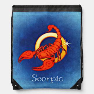 bolso de lazo del escorpión mochilas