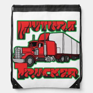 Bolso de lazo futuro de los conductores de camión mochilas
