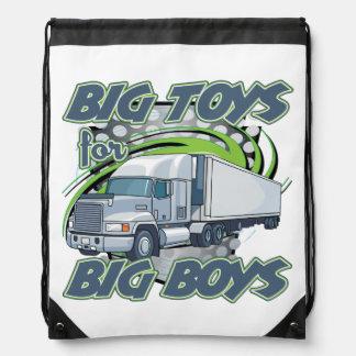 Bolso de lazo grande de los conductores de camión mochila