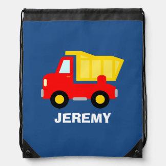 Bolso de lazo personalizado de los niños con el mochilas