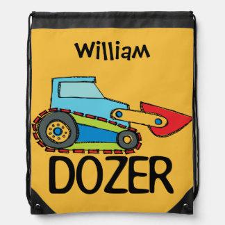 Bolso de lazo personalizado del dormilón mochilas