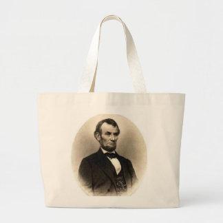 Bolso de Lincoln Abraham Bolsa Tela Grande