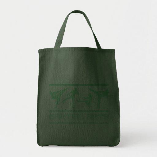 Bolso de los artes marciales bolsa tela para la compra