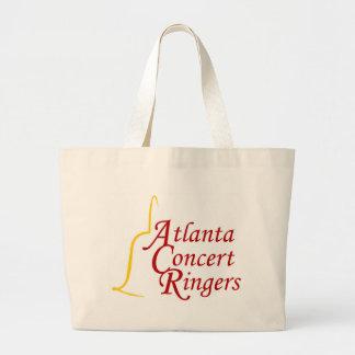 Bolso de los campaneros del concierto de Atlanta Bolsas