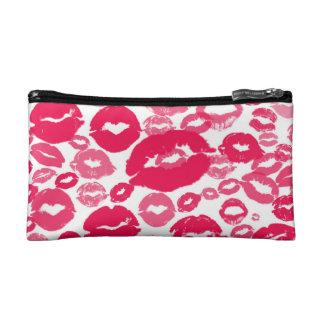 Bolso de los cosméticos de los labios de Lucious