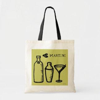 Bolso de los elementos de Martini Bolsas De Mano