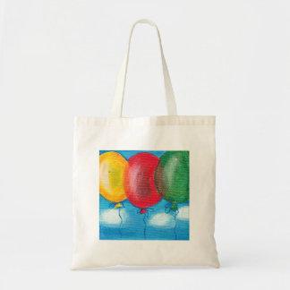 Bolso de los globos bolsa