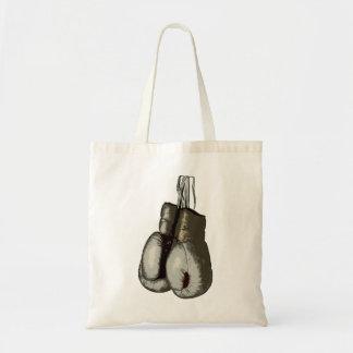 Bolso de los guantes de boxeo del vintage bolsas de mano