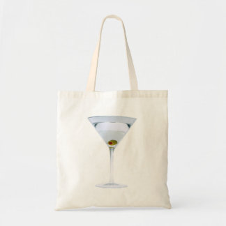 Bolso de los martinis bolsa lienzo