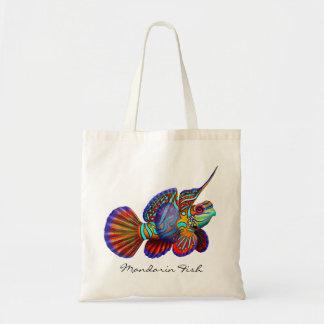Bolso de los pescados de Dragonet del gobio del ma Bolsa De Mano