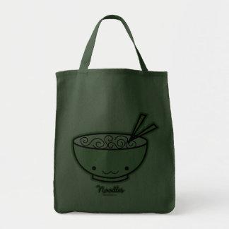 Bolso de los tallarines (más estilos) bolsa lienzo