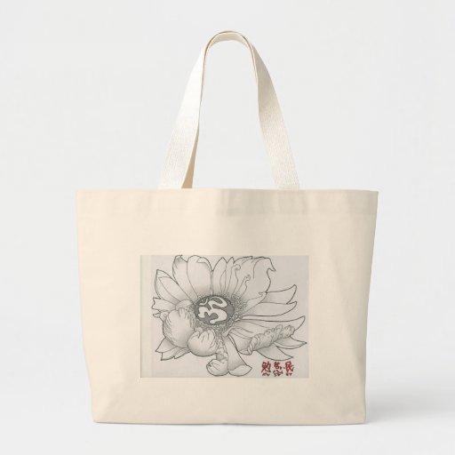Bolso de Lotus Bolsas De Mano