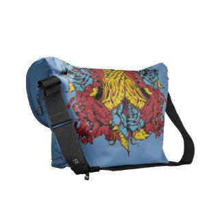 Bolso de manos de rogación bolsas de mensajeria