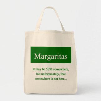 Bolso de Margarita Bolsa Tela Para La Compra