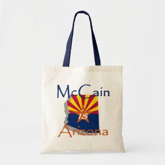 Bolso de McCain 2010 Bolsa Tela Barata
