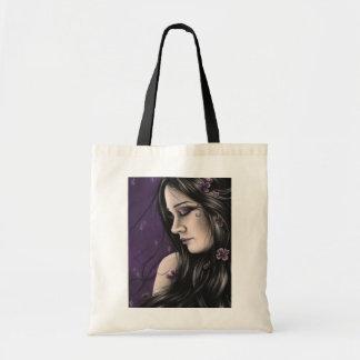Bolso de medianoche púrpura bolsas
