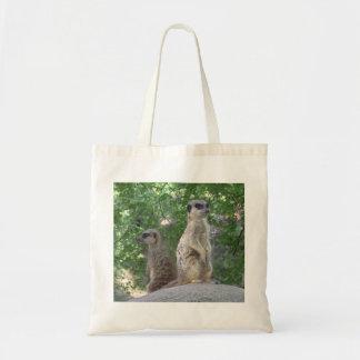 Bolso de Meerkat Bolsa Tela Barata