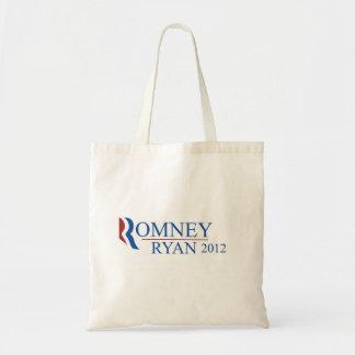Bolso de Mitt Romney Paul Ryan 2012 Bolsa