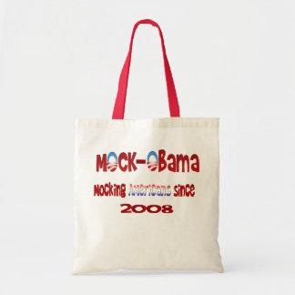Bolso de Mofa-Obama Bolsa Tela Barata