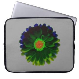 Bolso de neón del ordenador portátil de la maravil fundas computadoras