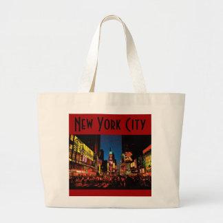 Bolso de New York City (neón) Bolsa De Mano
