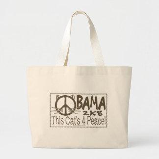 Bolso de Obama de este gato 4 Bolsa