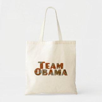 Bolso de Obama del equipo Bolsa Tela Barata