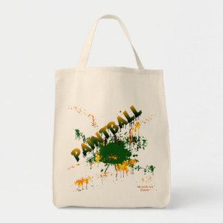 Bolso de Paintball Bolsa Tela Para La Compra
