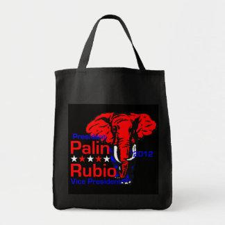 Bolso de Palin Rubio 2012 Bolsa Tela Para La Compra