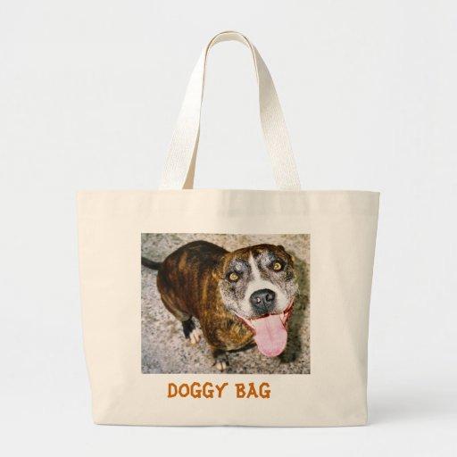 Bolso de perrito enorme bolsa de mano