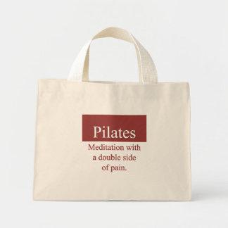 Bolso de Pilates Bolsa Tela Pequeña