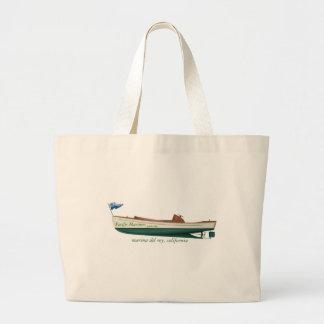 Bolso de PMYC con el barco y el burgee de la heren Bolsas