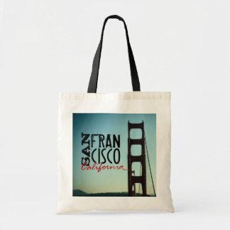 Bolso de puente Golden Gate de San Francisco Calif