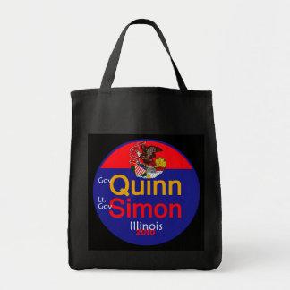 Bolso de QUINN SIMON Illinois Bolsa Lienzo