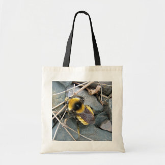 Bolso de reclinación de la abeja bolsa tela barata