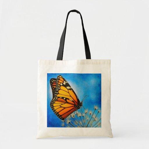 Bolso de reclinación del monarca bolsa tela barata