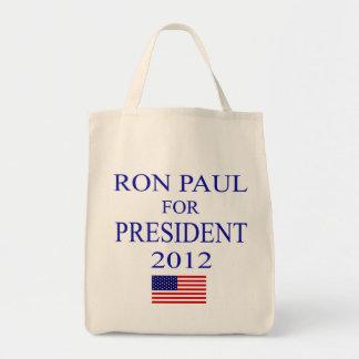 Bolso de Ron Paul Bolsa Tela Para La Compra
