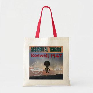 Bolso de Roswell 1947 Bolsa Tela Barata