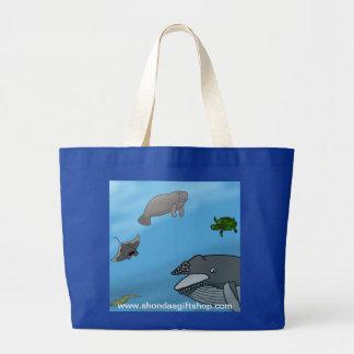 Bolso de Scape del océano Bolsa De Mano