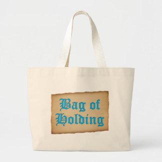 Bolso de sostenerse (viejo inglés, pergamino) bolsa de mano