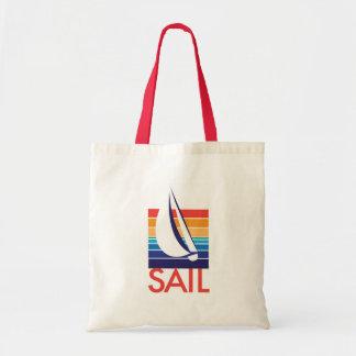 Bolso de Square_SAIL del color del barco Bolsas