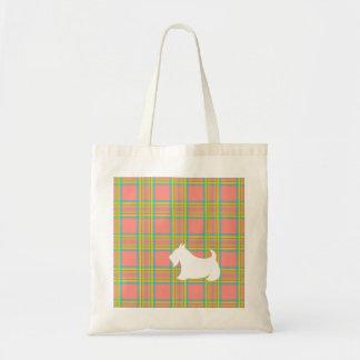 Bolso de Terrier del escocés Bolsa Tela Barata