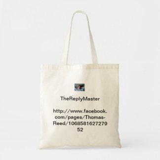 Bolso de TheReplyMaster Bolsa Tela Barata
