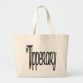 Bolso de Tipperary del condado Bolsa Tela Grande