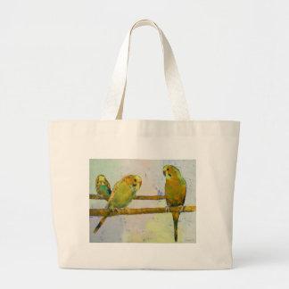 Bolso de tres Parakeets Bolsa