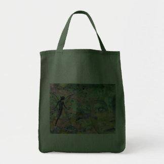 Bolso de ultramarinos de hadas bolsas de mano