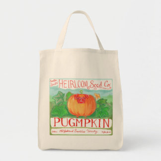 Bolso de ultramarinos de Pugmpkin