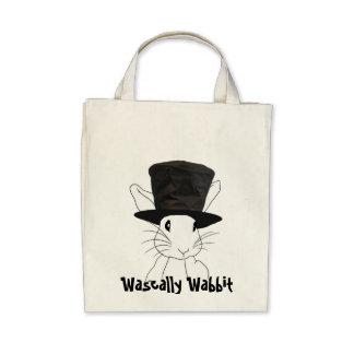 Bolso de ultramarinos de Wascally Wabbit Bolsa De Mano
